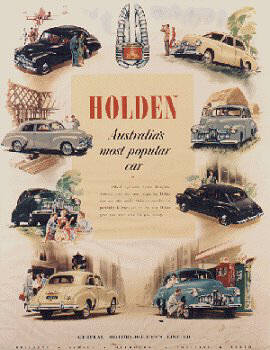 Holden Car Mag 1920's